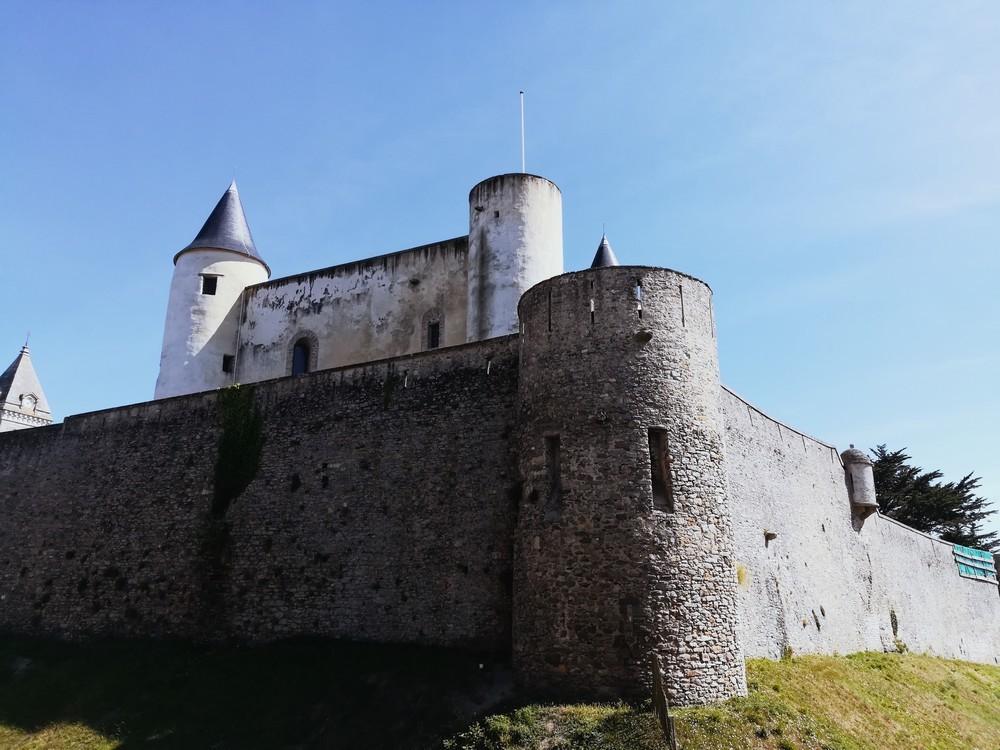 activité à noirmoutier visite du chateau