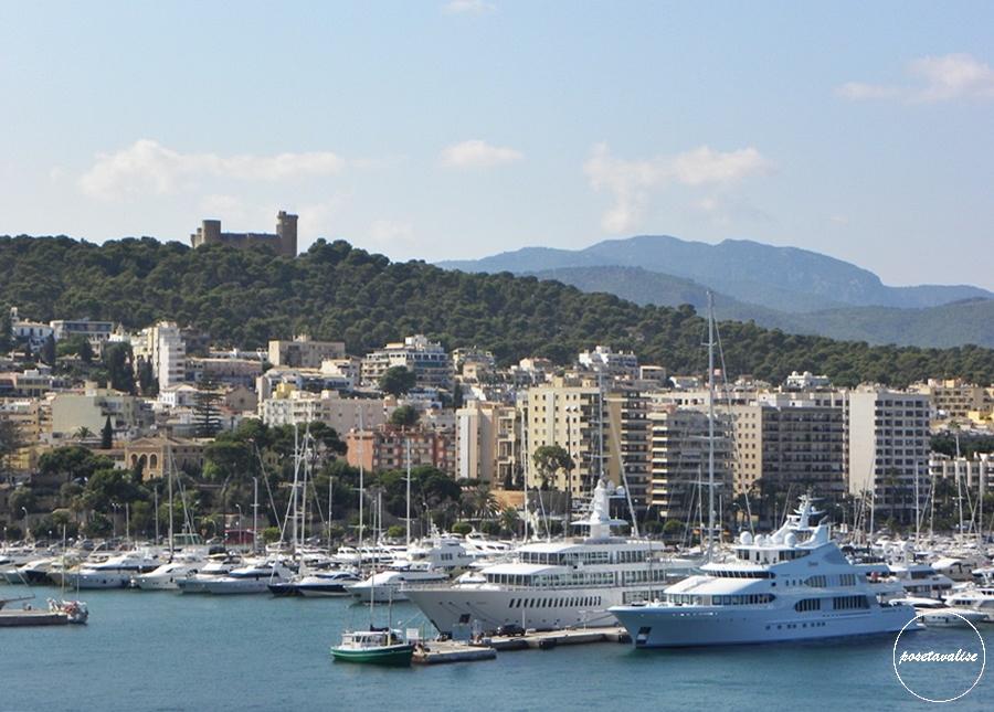 Palma de Majorque top 10 iles espagne
