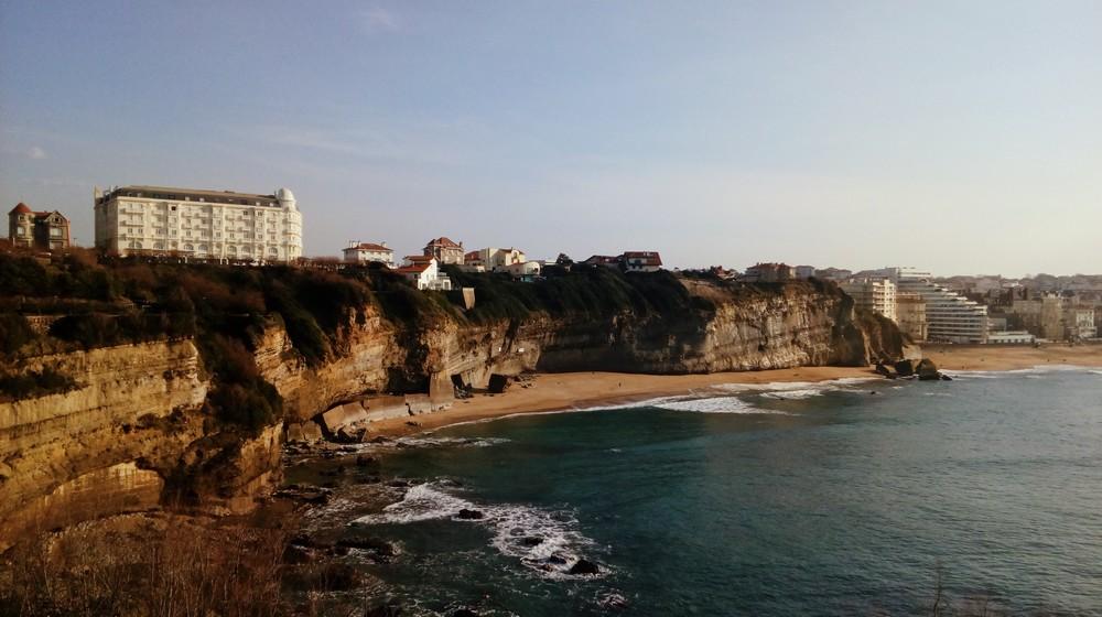 incontournables a biarritz chemin de la forme