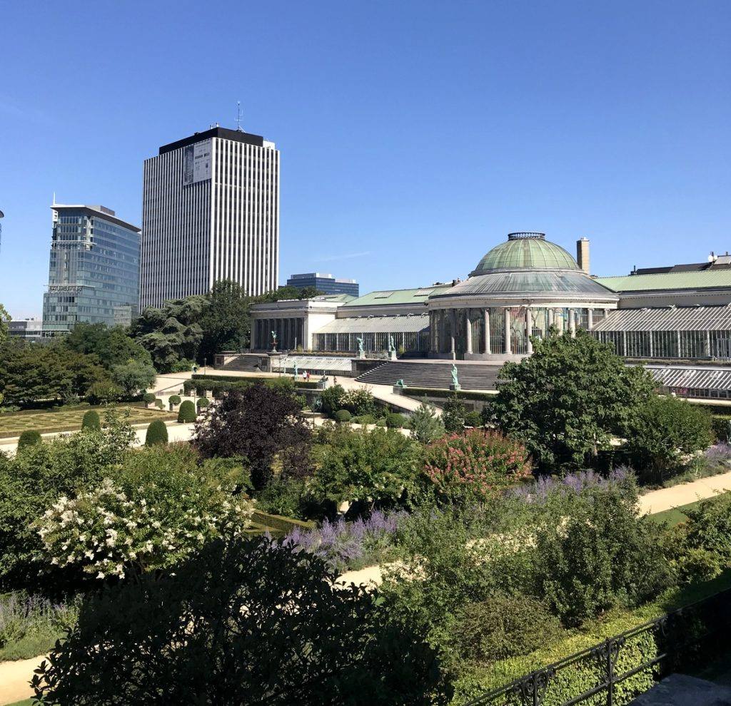 jardin botanique serres royales bruxelles