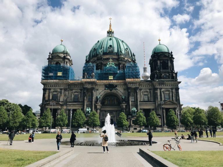 cathédrale berliner dom berlin allemagne