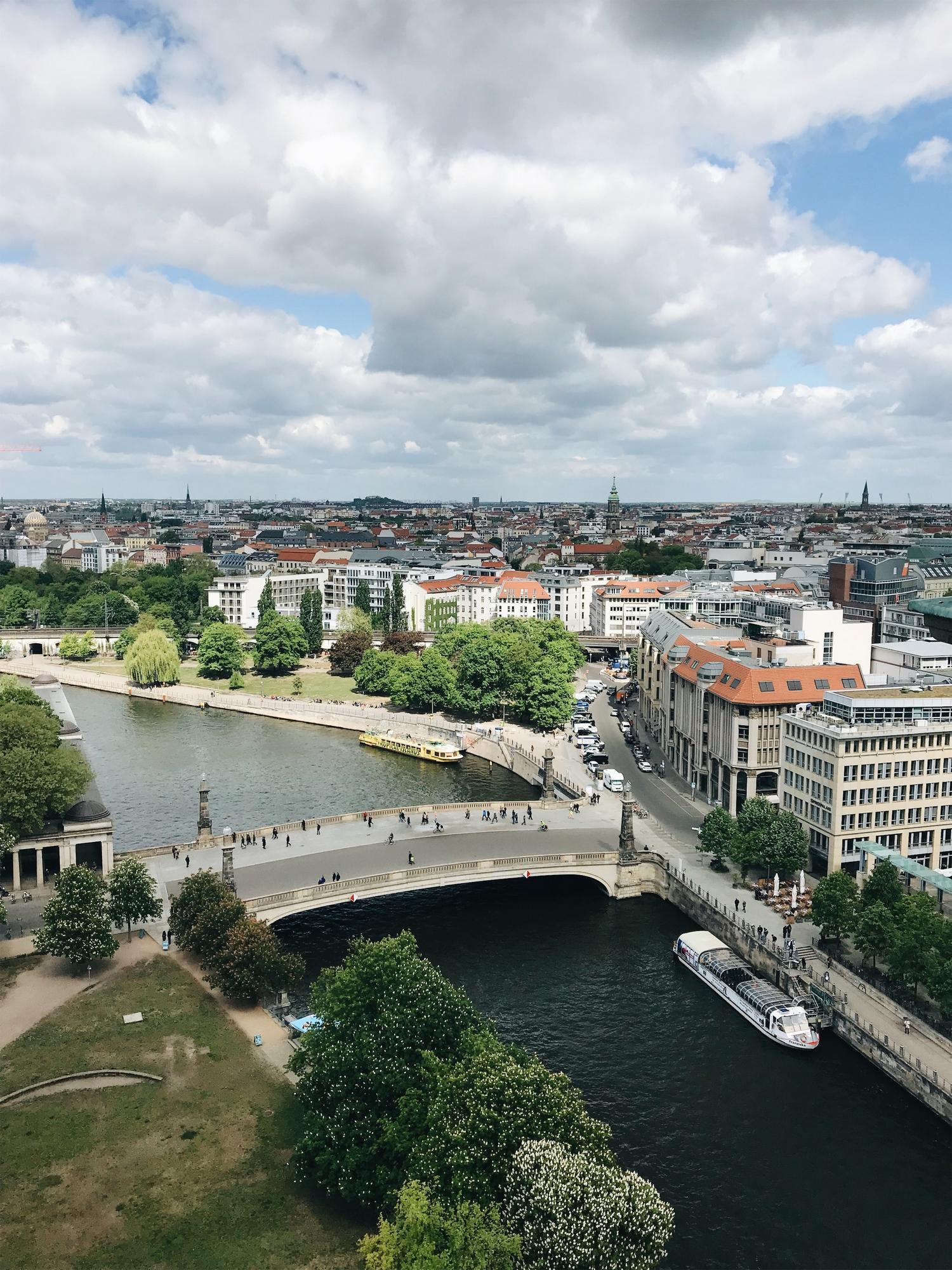 berliner dom berlin blog voyage allemagne