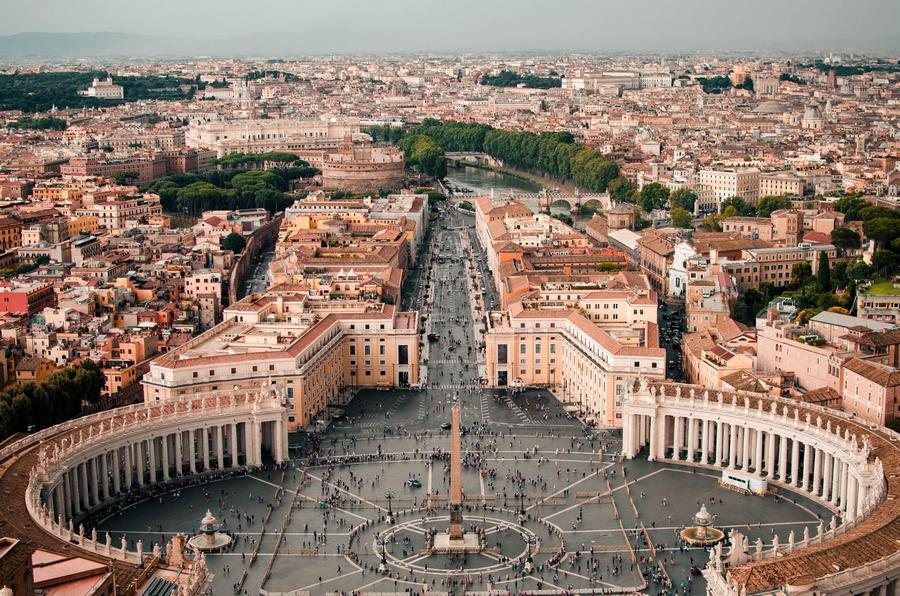 destination automne rome