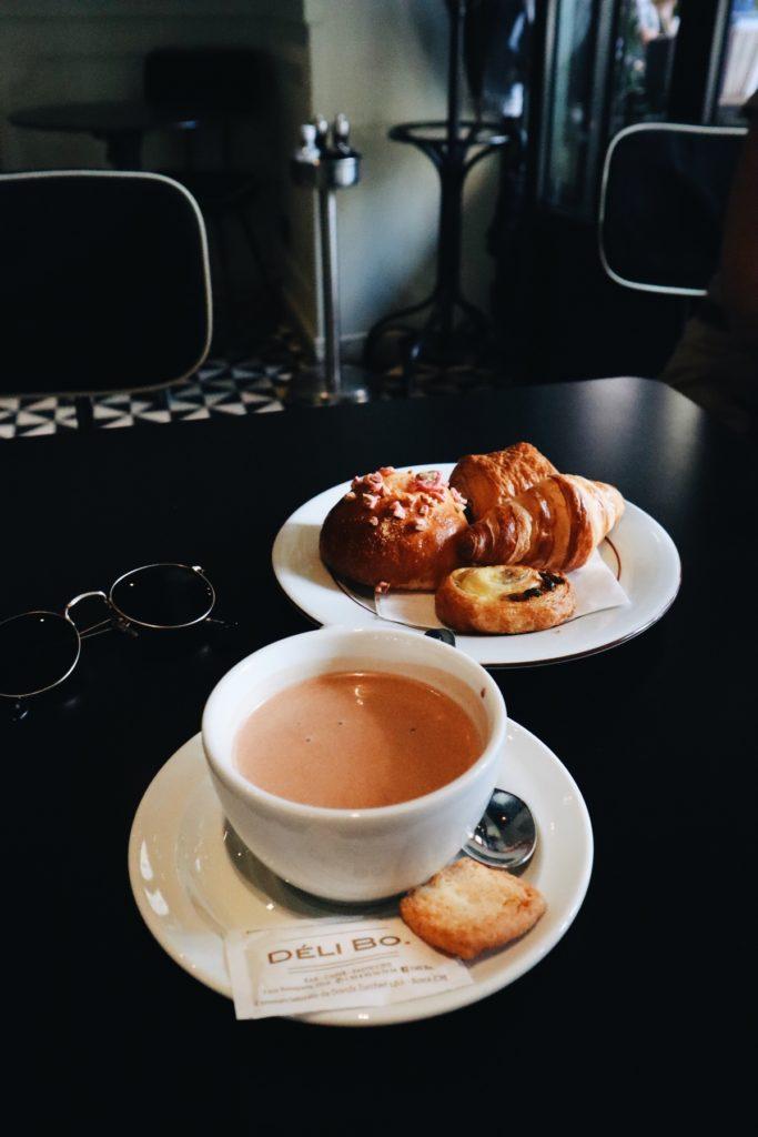 bonne adresse petit déjeuner café nice deli bo