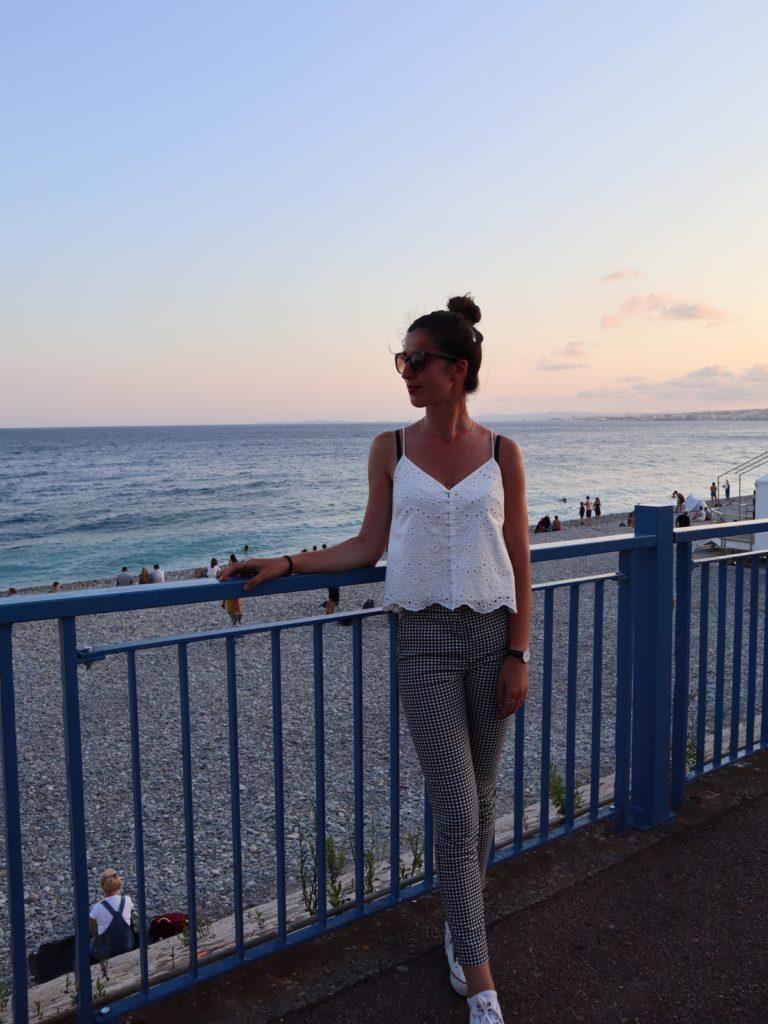 promenade des anglais nice blog voyage
