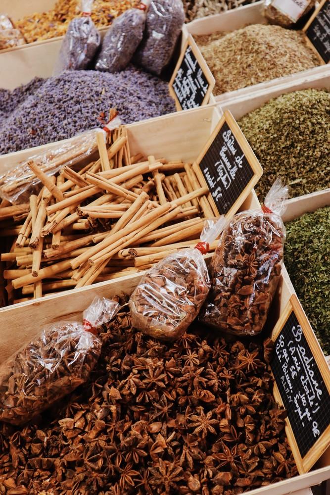 epices marché provençal antibes