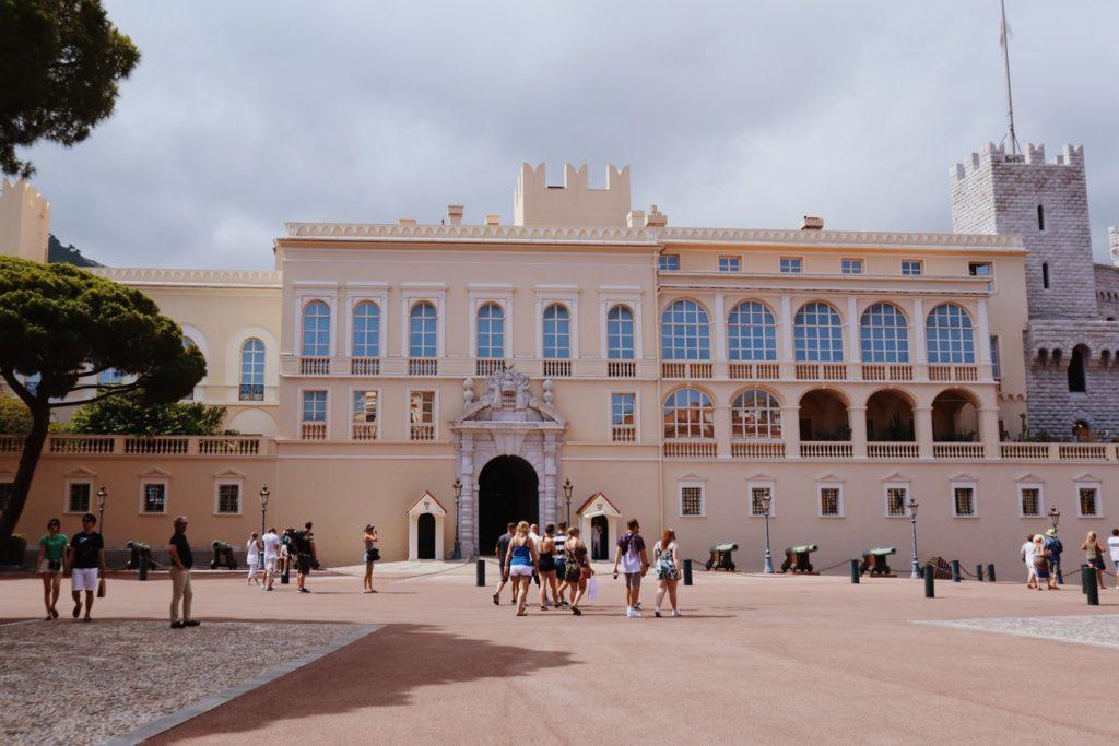 palais des princes de monaco