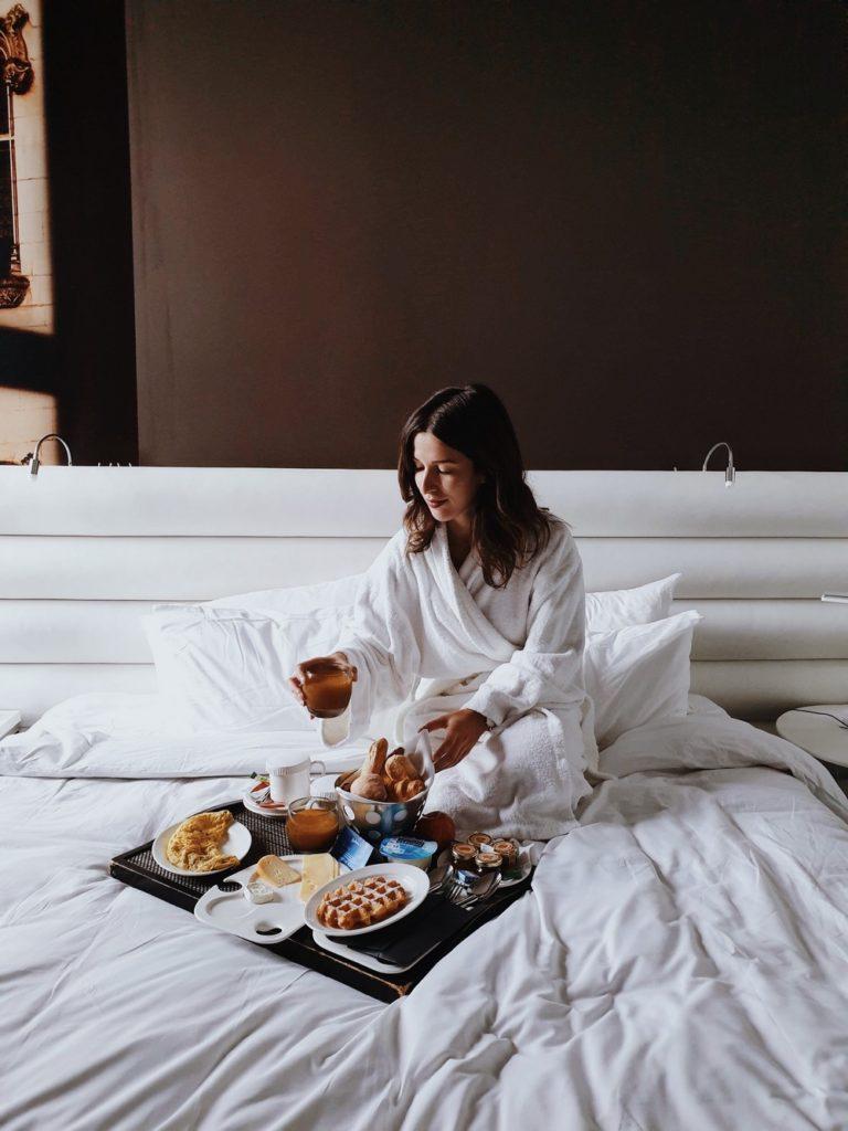 petit déjeuner radisson blu hotel nantes