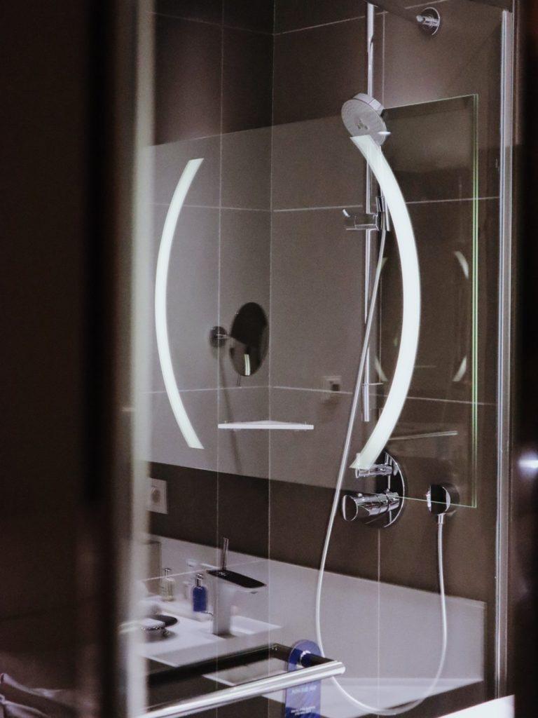 salle de bain radisson blu hotel nantes