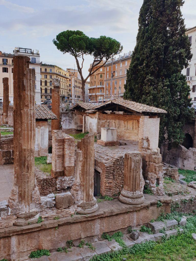 champ de mars rome italie