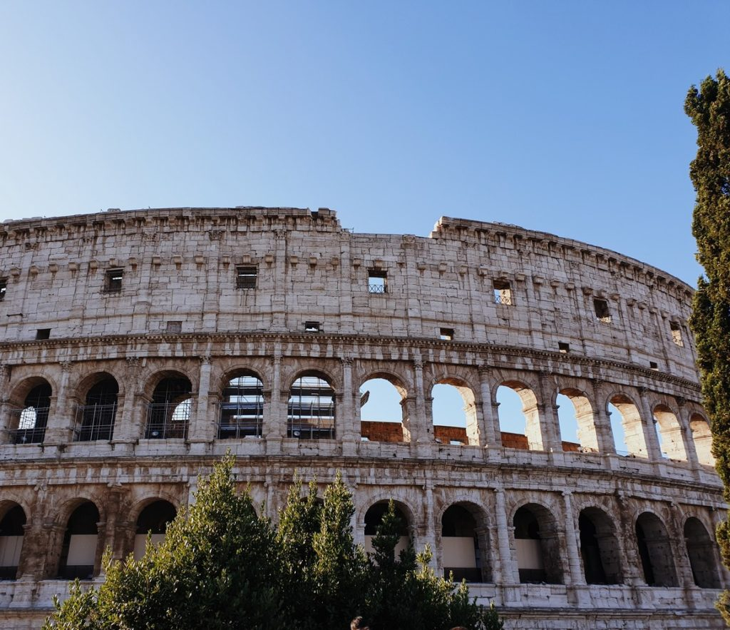 colisee rome blog voyages