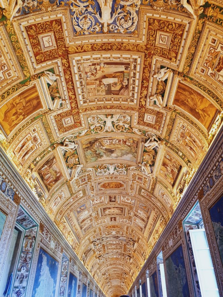 musee vatican rome italie cartes geographiques