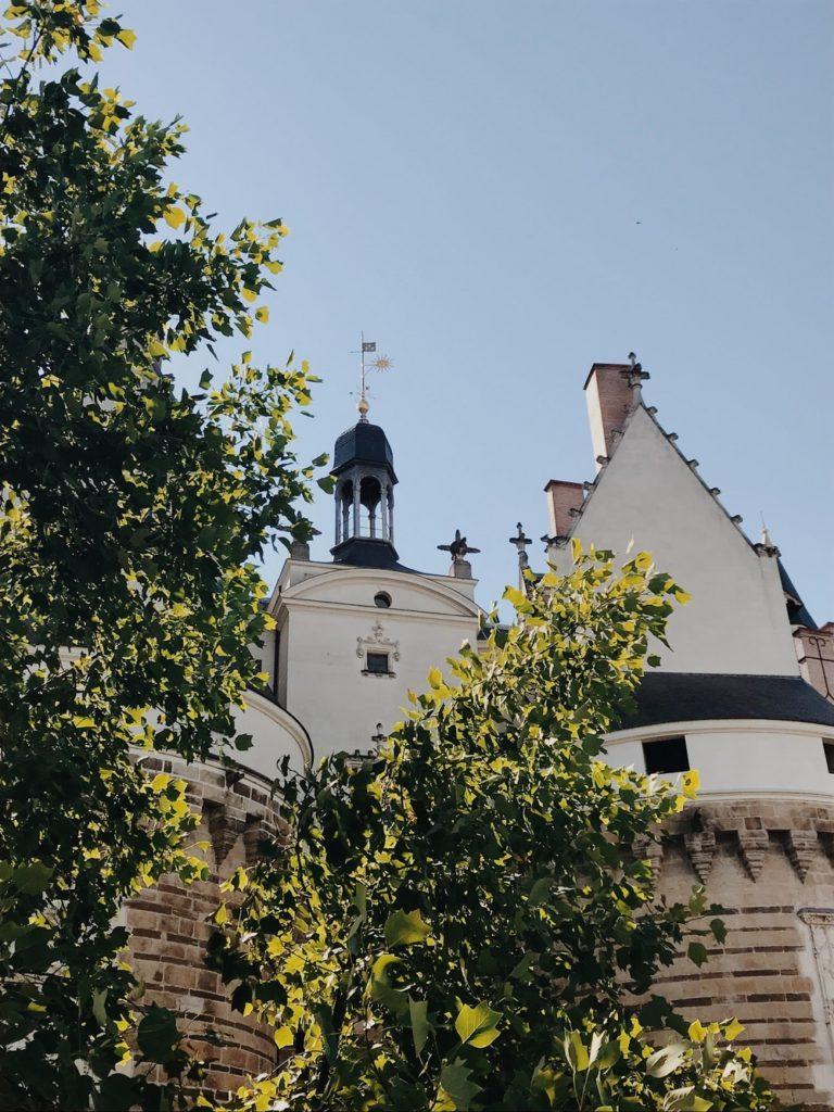 chateau ducs de bretagne nantes
