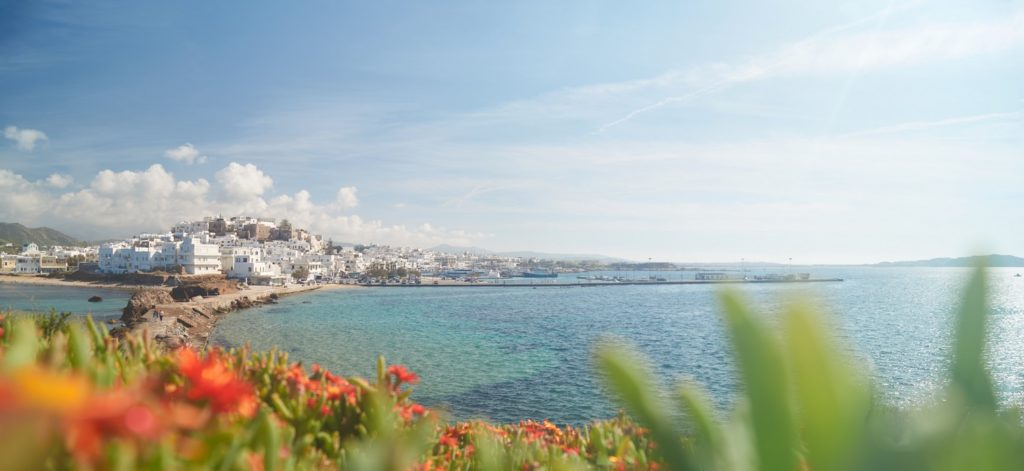 voyage mere fille cyclades naxos