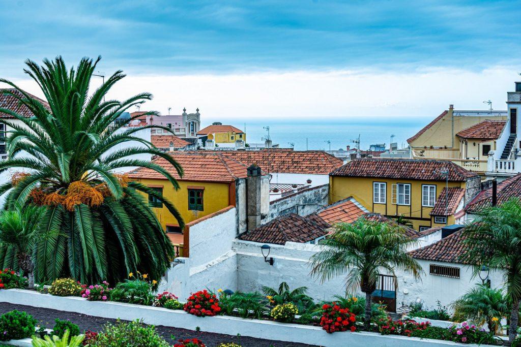 village la orotava tenerife canaries