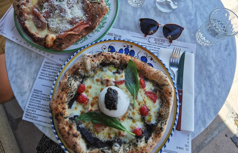 restaurant italien rade toulon manofica