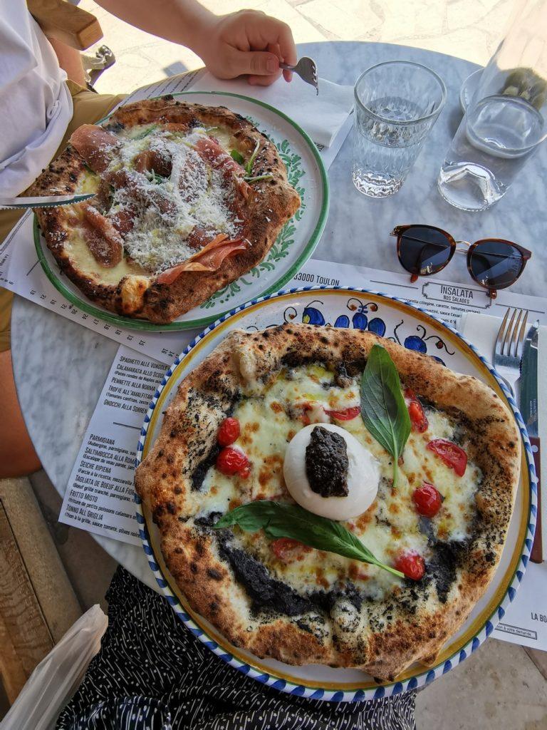 restaurant italien toulon manofica