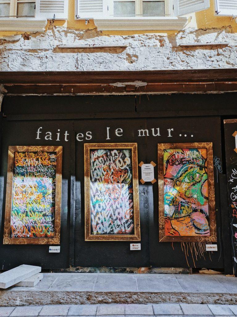 rue des arts toulon