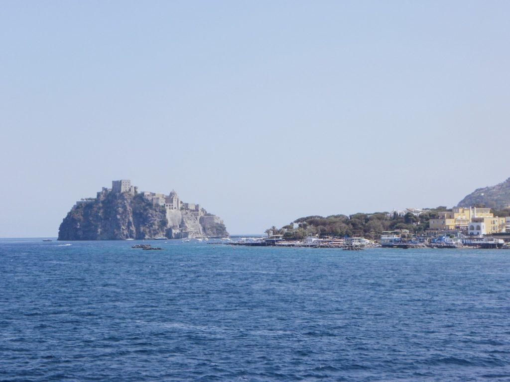 que voir ischia chateau aragonese italie