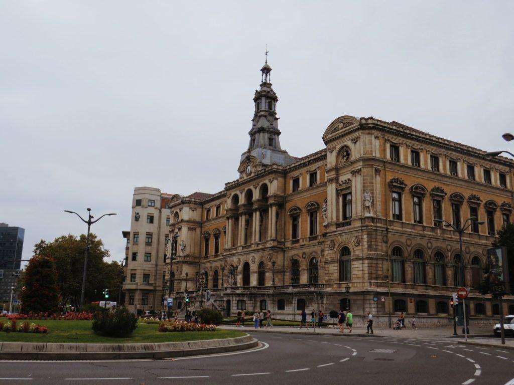 plaza moyua bilbao espagne