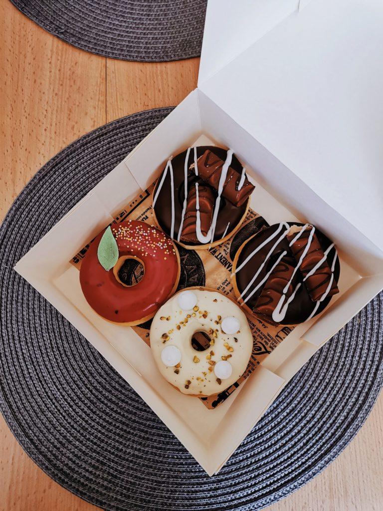 bar donuts nantes machouilles coffee