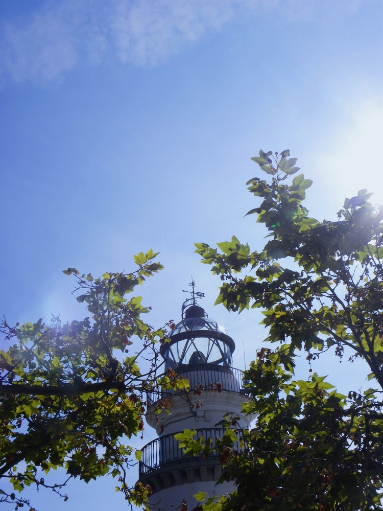 incontournable calella phare