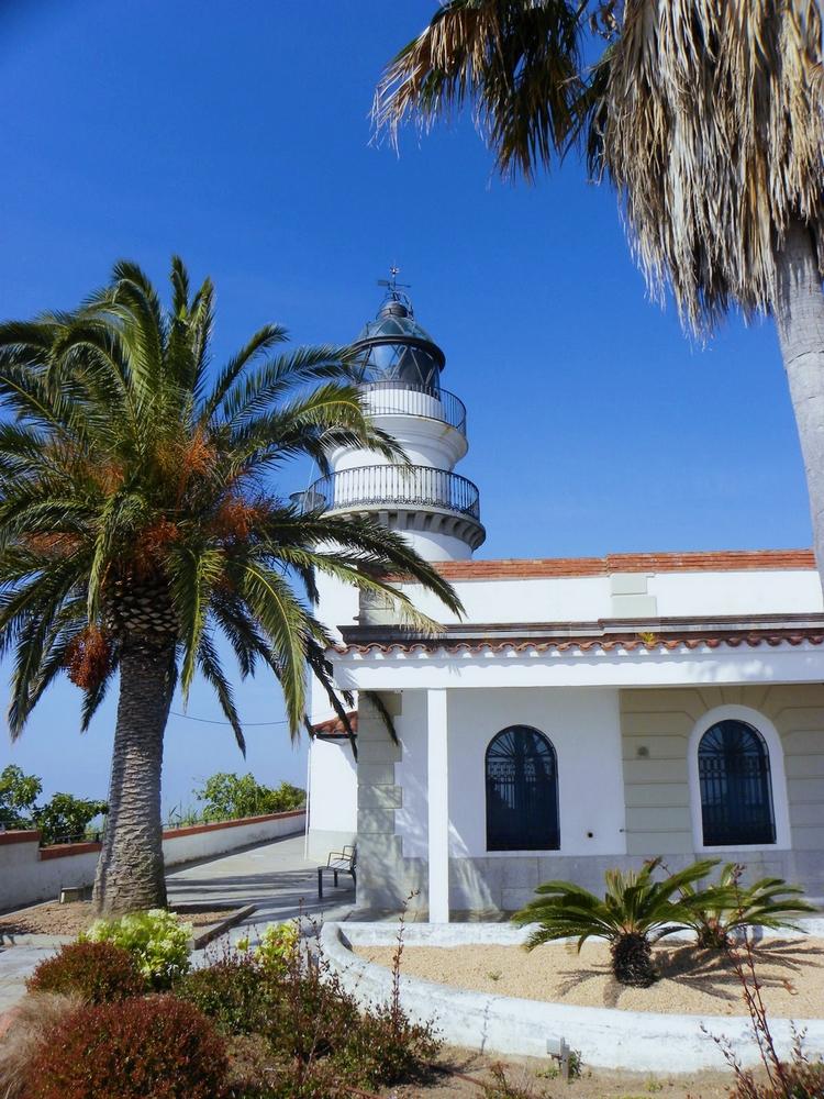 phare calella symbole de la ville