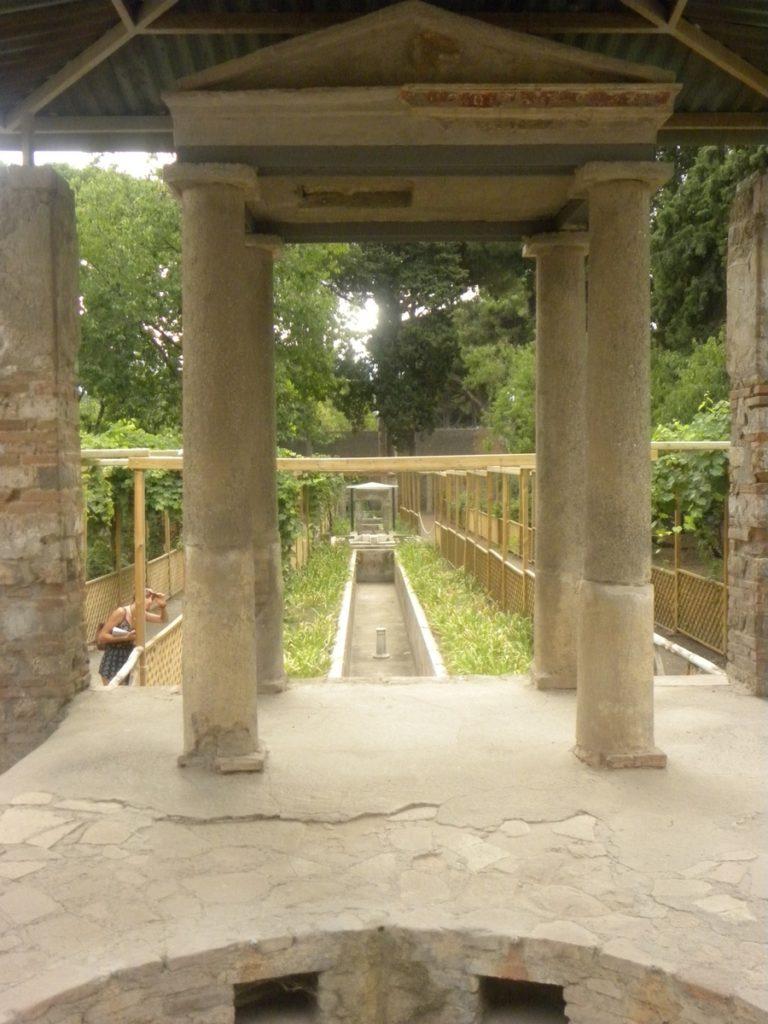 visite pompei jardin octavius quarto