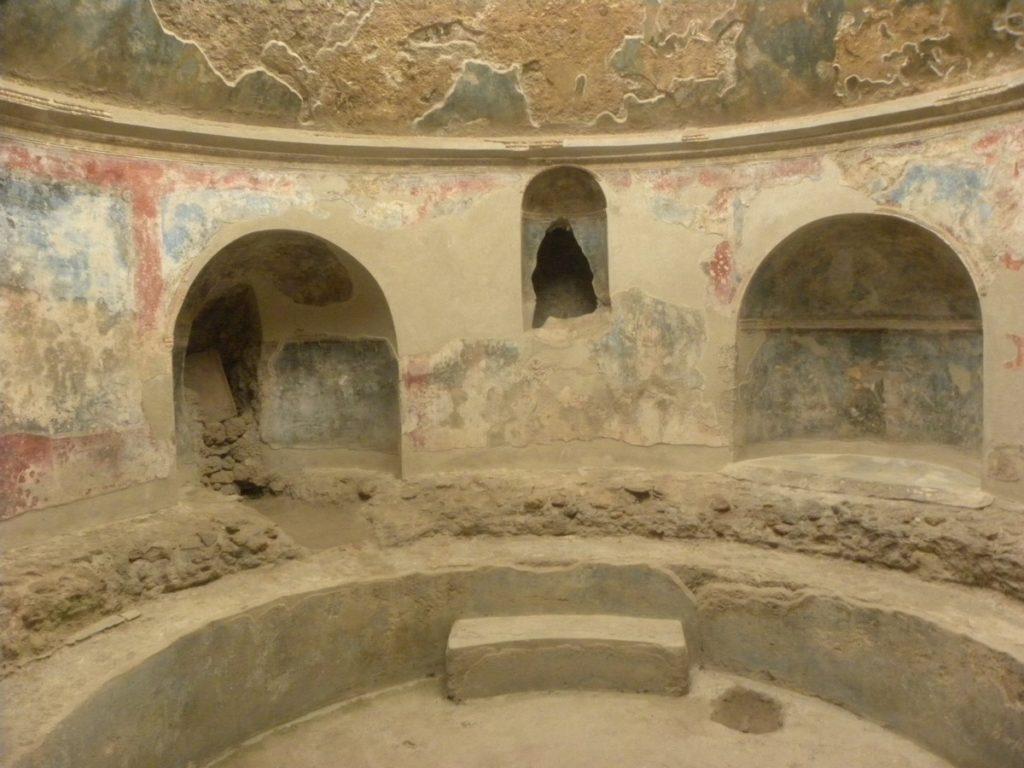 Thermes du forum pompei