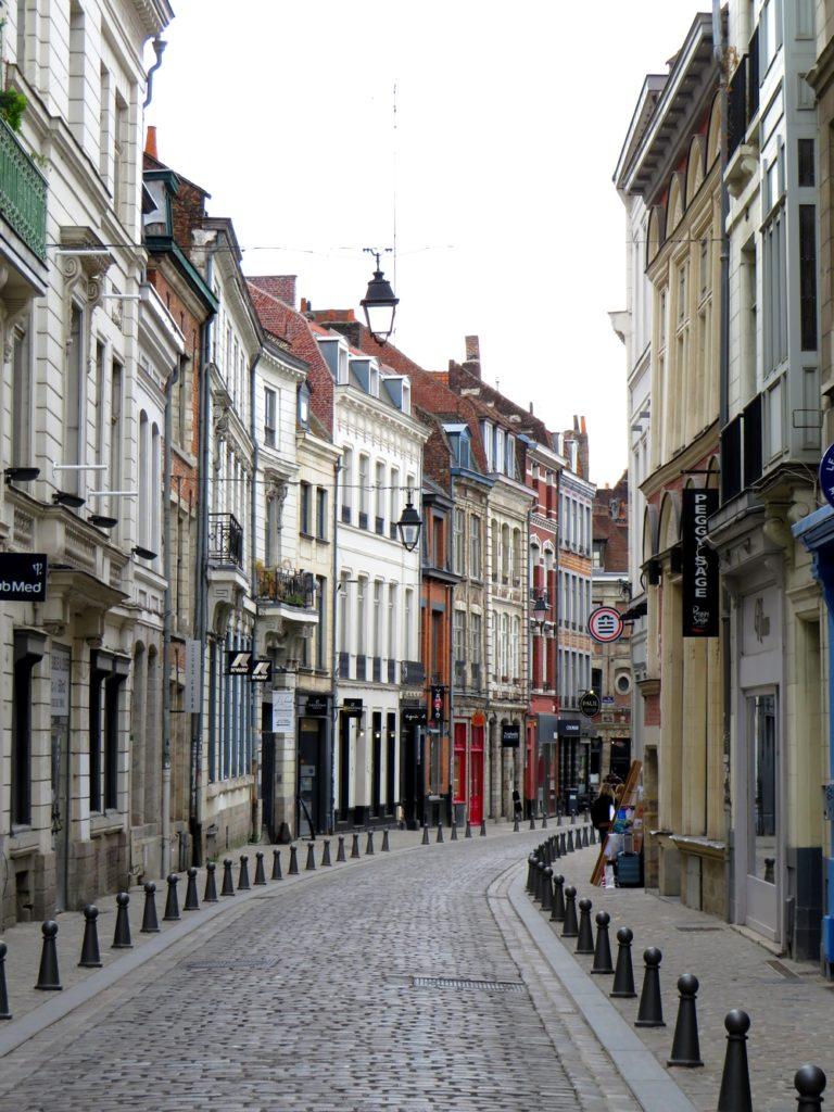 ruelle architecture typique vieux lille